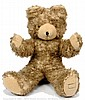 Wendy Boston plush Teddy Bear, British, 1960's