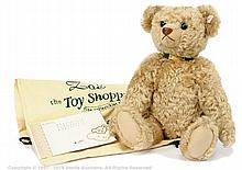 Steiff Zoe Toy Shoppe Exclusive blond mohair