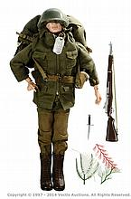 Palitoy vintage Action Man Combat Field Soldier