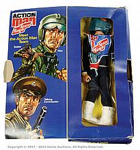 Palitoy vintage Action Man boxed Talking Space