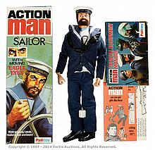Palitoy vintage Action Man boxed HMS Ark Royal
