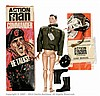 Palitoy vintage Action Man boxed Talking