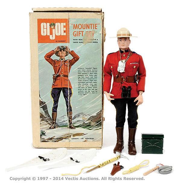 Hasbro G.I Joe Canadian Issue Sears very rare