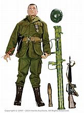 Palitoy vintage Action Man American Green Beret
