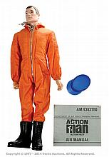 Palitoy vintage Action Man Action Pilot. Brown
