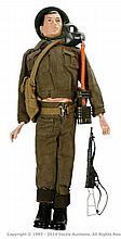 Palitoy vintage Action Man British Infantry Man