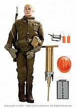 Palitoy vintage Action Man Combat Construction