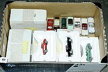 GRP inc Franklin Mint set of 12 Classic American