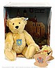 Steiff Giengen 1906 replica Teddy Bear Set