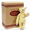 Steiff Teddy Bear 1948 blonde replica, white tag