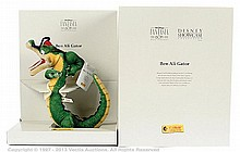 Steiff Walt Disney Ben Ali Gator, made