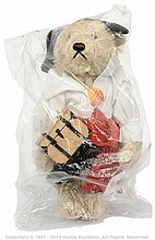 Steiff Pirate Bear, white tag 655371, LE 1500