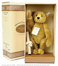 Steiff British Collectors Teddy Bear, 1908
