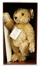 Steiff British Collectors 1906 replica Teddy