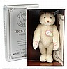 Steiff Dicky 1930 white 25 replica Teddy Bear