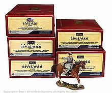 GRP inc Britains - American Civil War Stonewall