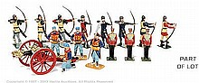 King & Country - Old Style Toy Soldier Ranges