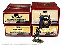 GRP inc Britains - American Civil War Valley