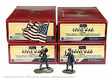 GRP inc Britains - American Civil War Series