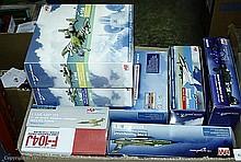GRP inc Hobbymaster boxed Aircraft F-105