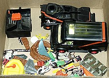 QTY inc Galoob A-Team Vehicles and Accessories