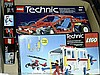 GRP inc Lego Technic boxed No.8832, 8640, 8660