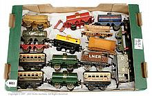GRP inc Hornby O Gauge pre and post-war Goods