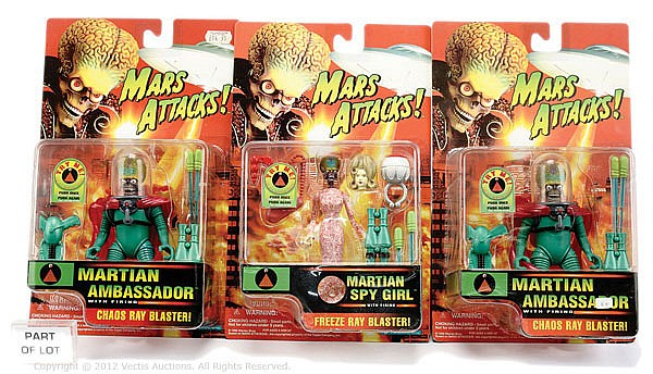 GRP Trendmasters Mars Attacks! 6