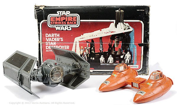 GRP inc Star Wars Empire Strikes Back Darth
