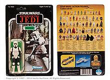 Kenner Return of the Jedi Star Wars Biker Scout