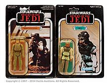 PAIR inc Palitoy/General Mills/Kenner Star Wars