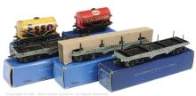 GRP inc Hornby Dublo 3-rail 5 x assorted Wagons