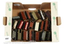 GRP inc Hornby Dublo 2-rail 22 x assorted Wagons