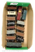 GRP inc Wrenn 14 x assorted unboxed Wagons 8-ton
