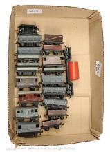 GRP inc Trix TTR 20 x assorted Wagons Weltrol