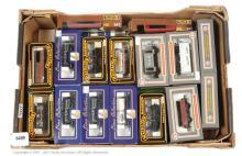 GRP inc Mixed manufacturers OO gauge 27x