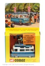 Corgi No.479 Commer Mobile Camera Van