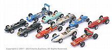 GRP inc Solido Sport and Racing Car - Matra F1