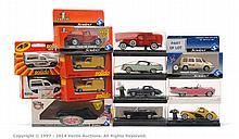 GRP inc Solido Boxed Car - No.4077 Rolls Royce