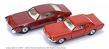 PAIR inc Solido Ford and Oldsmobile