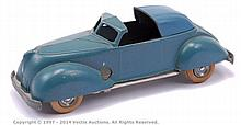 Solido No.70 Matford Milord - dull blue body