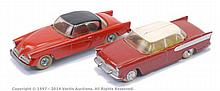 PAIR inc Solido Studebaker and Simca - No.115