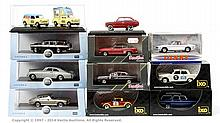 GRP inc Ixo Models, Detail Cars, Oxford Diecast