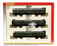 Hornby (China) OO Gauge 3-car DMU Set R2297D BR