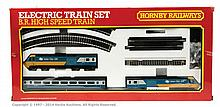 Hornby Railways OO Gauge BR Highspeed Train Set
