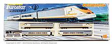 Hornby Railways OO Gauge Eurostar set Eurostar