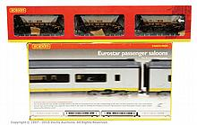 PAIR inc Hornby (China) OO Gauge Eurostar