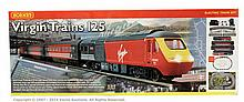 Hornby (China) OO Gauge Virgin Trains 125 Set