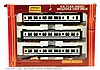 Hornby Railways OO Gauge BR 3-car Diesel