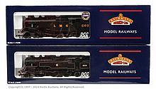 PAIR inc Bachmann OO Gauge 2 x Tank locos 32875
